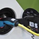 Elektro-Tankstelle