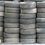 Reifen für das Auto